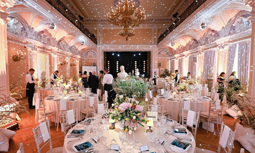 Vaidilos Theatre for Weddings