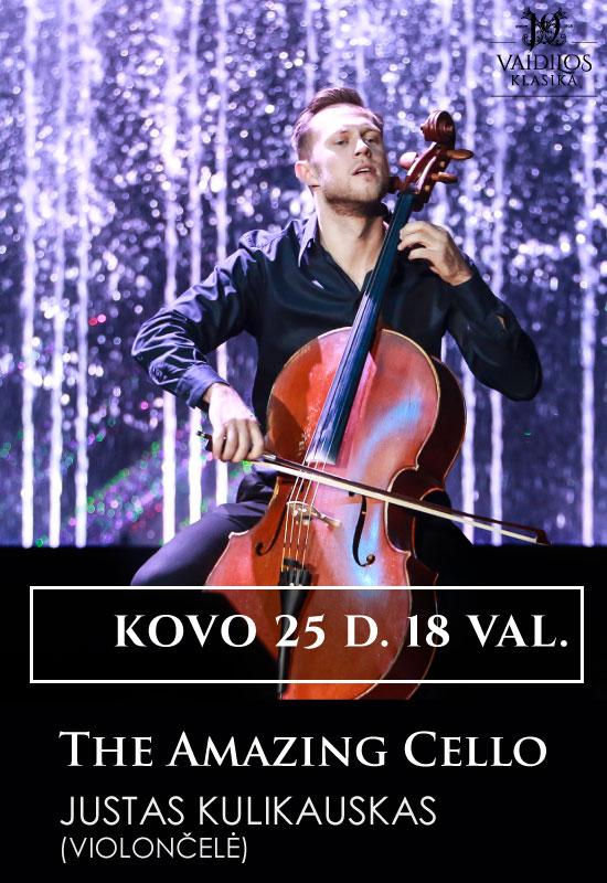 The Amazing Cello