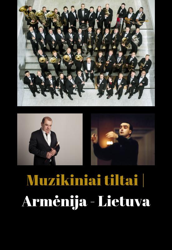 Muzikiniai tiltai   Armėnija – Lietuva