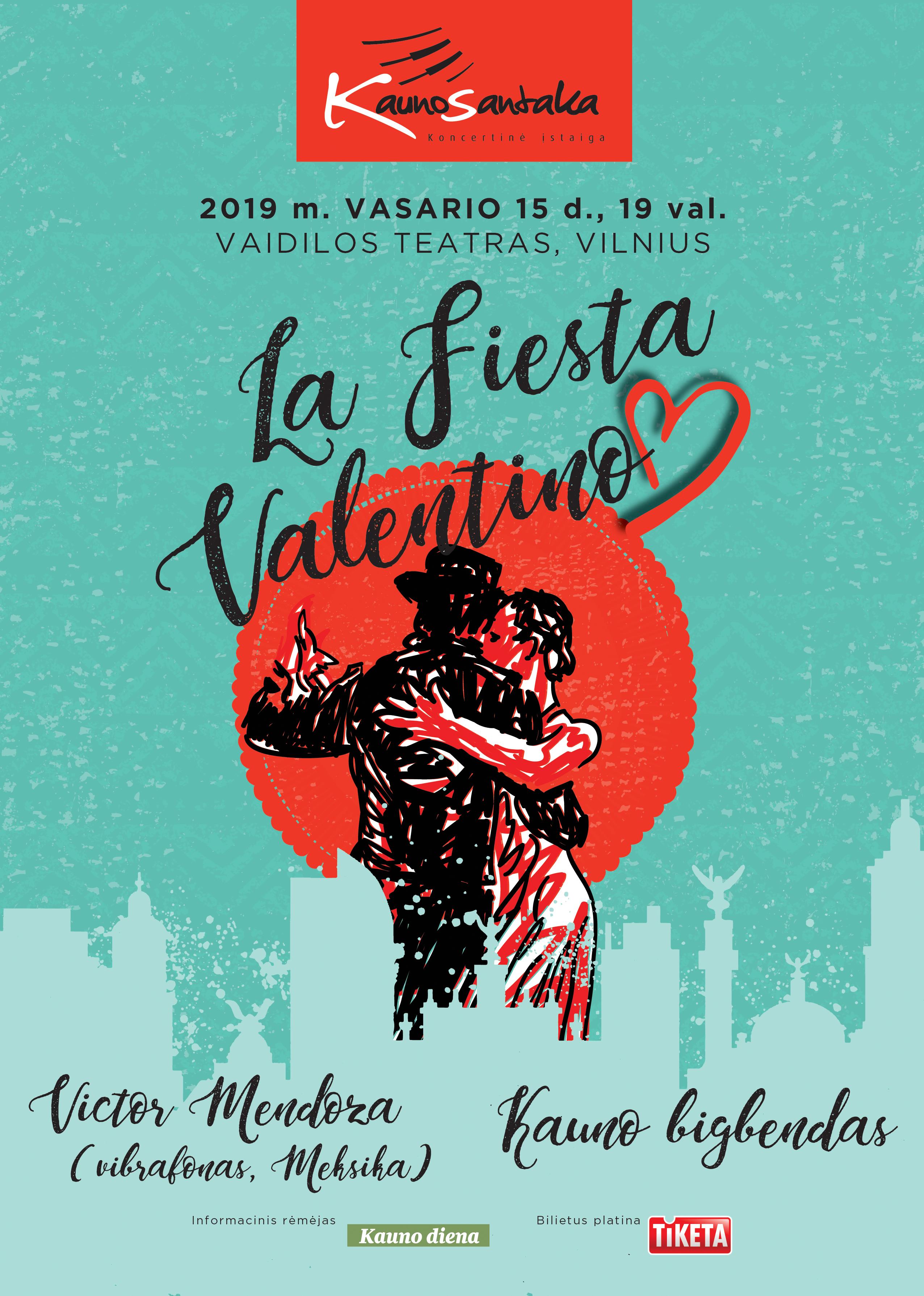 La Fiesta Valentino