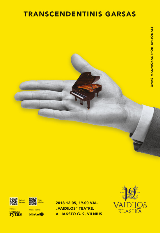 TRANSCENDENTINIS GARSAS | Ignas Maknickas