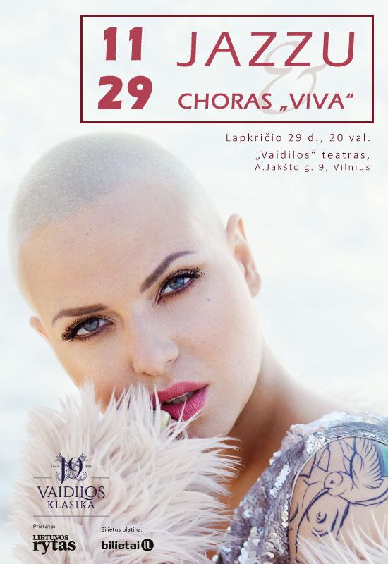 "JAZZU&CHORAS ""VIVA''"