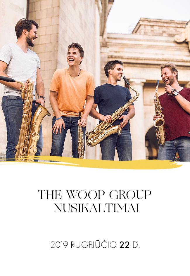 The Whoop Group nusikaltimai